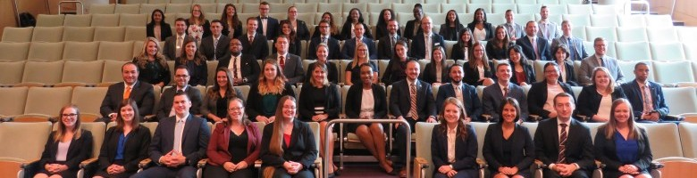 moot court honor society group photo