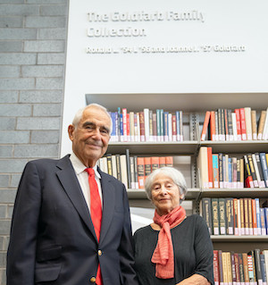 The Ronald L. '54, L'56 and Joanne J. Goldfarb '57 Family Collection.