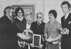 National Moot Court Champions, 1977