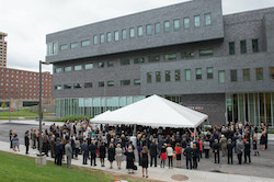 Dedication of Dineen Hall