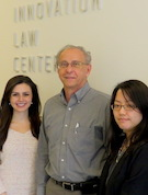 The Innovation Law Center team that worked on a proprietary research report for Allied Microbiota.
