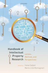 Handbook of Intellectual Property Research
