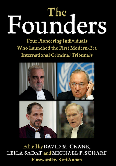 Crane Founders Book
