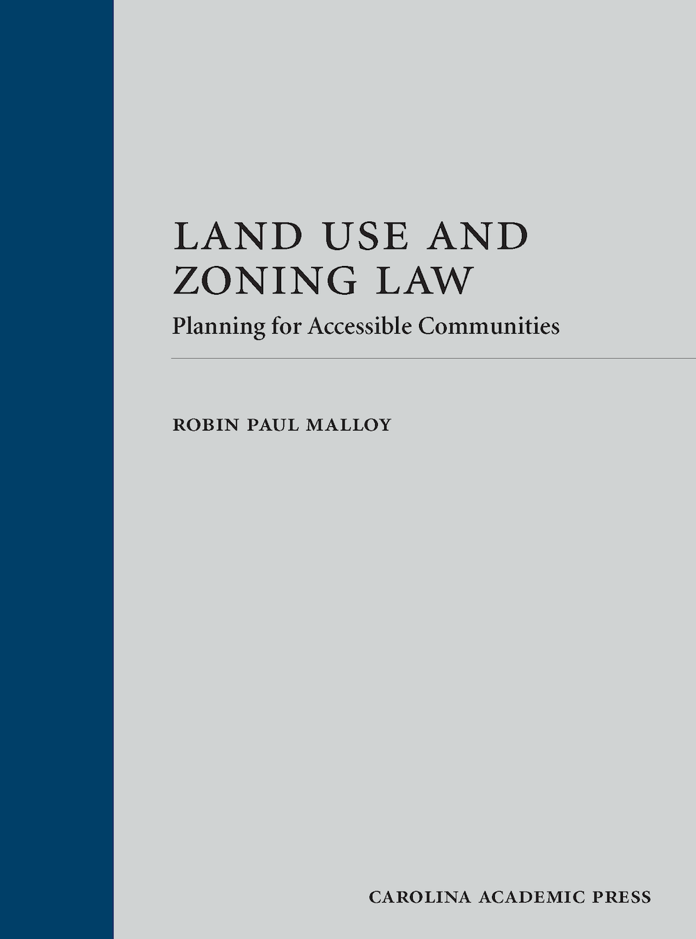 Malloy Land Use Casebook