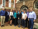 IP conference group shot