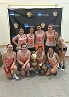 The Syracuse Law Women's Basketball Team