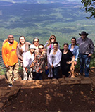Ten College of Law students spent a week in South Africa.