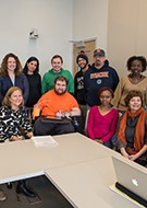 Disability Law & Policy Program students.