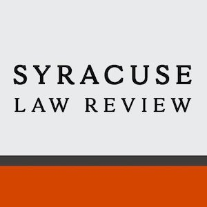 Syracuse Law Review