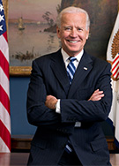 47th VP Joseph R. Biden Jr. L'68